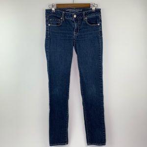American Eagle Skinny Super Stretch Jeans 4